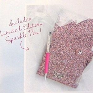 Victoria's Secret Limited Edition Journal & Pen!